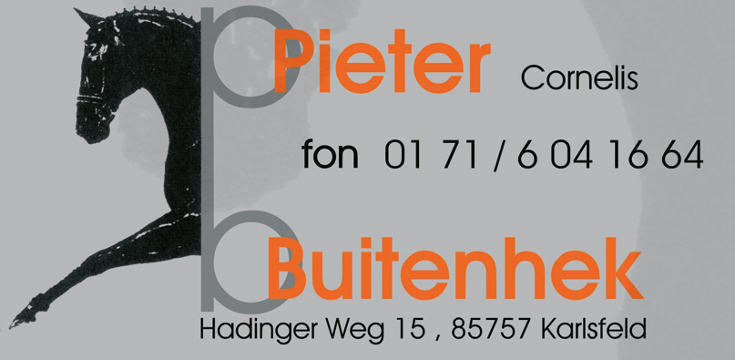 Buitenhek, Pieter Cornelis